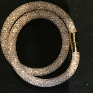 Swarovski necklace/bracelet.
